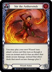 Stir the Aetherwinds (Red) - Unlimited Edition