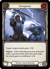 Overpower (Yellow) - Unlimited Edition