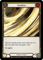 Nimblism (Yellow) - Unlimited Edition