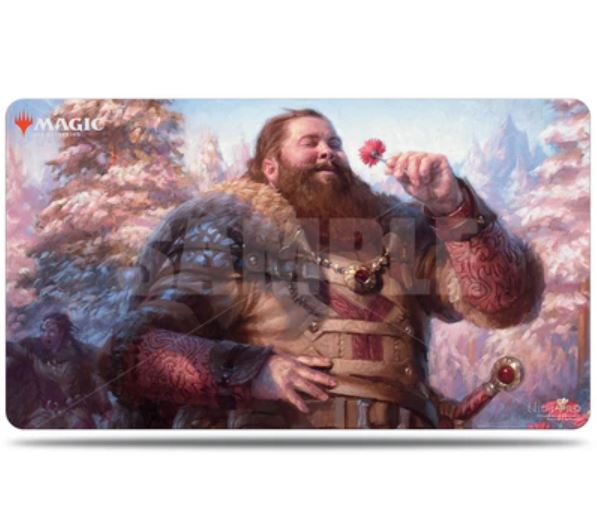 Ultra Pro - Commander Legends Playmat - Hans Eriksson