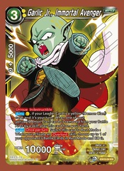 Garlic Jr., Immortal Avenger - EX15-04 - EX