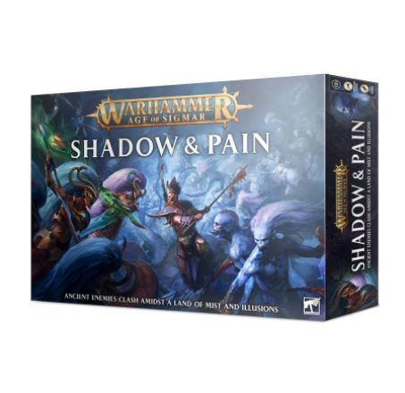 Age of sigmar: Shadow & Pain (Eng)