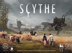Scythe - Anglais