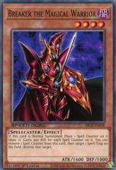 Breaker the Magical Warrior - SBCB-EN008 - Common - 1st Edition