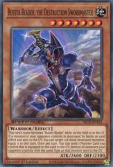 Buster Blader, the Destruction Swordmaster - SBCB-EN182 - Common - 1st Edition