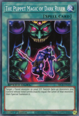 The Puppet Magic of Dark Ruler - SBCB-EN192 - Common - 1st Edition