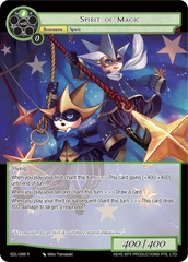 Spirit of Magic - EDL-068 - R
