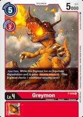 Greymon - P-010 - P