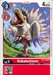 Kokatorimon - BT1-014 - C