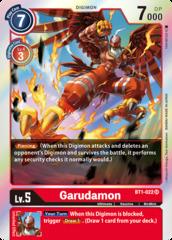 Garudamon - BT1-022 - SR