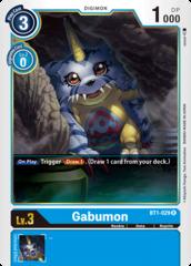 Gabumon - BT1-029 - R