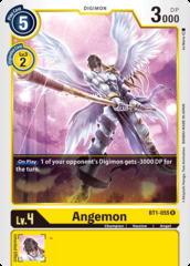 Angemon - BT1-055 - R