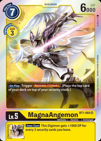 MagnaAngemon - BT1-060 - SR
