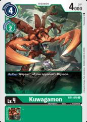 Kuwagamon - BT1-070 - U