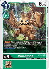 Woodmon - BT1-072 - U