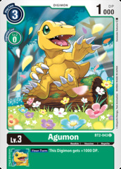 Agumon - BT2-043 - C