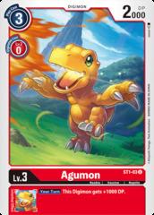 Agumon - ST1-03 - U