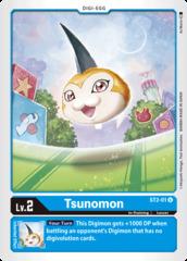 Tsunomon - ST2-01 - U