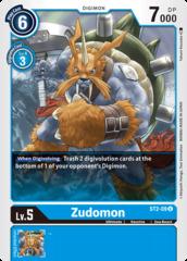 Zudomon - ST2-09 - U