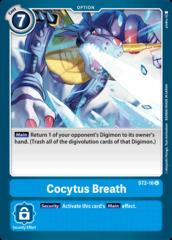 Cocytus Breath - ST2-16 - U