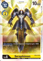 Seraphimon - ST3-11 - SR