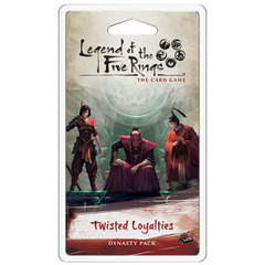Legend of the Five Rings: Twisted Loyalties Dynasty Pack