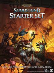 Warhammer Age Of Sigmar Rpg: Soulbound Starter Set