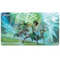 Ultra Pro - Strixhaven Playmat for Magic: The Gathering - Quandrix Command