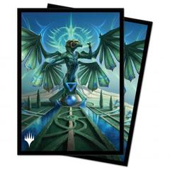 Ultra Pro - Strixhaven 100ct Sleeves for Magic: The Gathering - Tanazir Quandrix