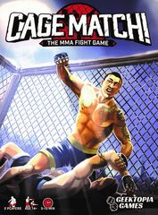 Cage Match!: The MMA Fight Game