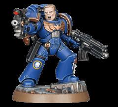 Space Marine - Brother Garus