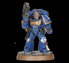 Space Marine - Brother Titus
