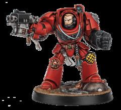 Space Marines - Brother-Sergeant Phaello
