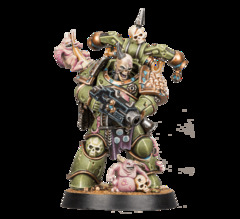 Space Marines - Gurg The Foul
