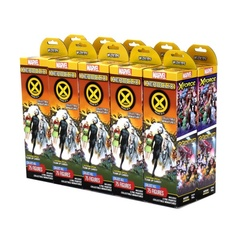 Marvel HeroClix: X-Men House of X - Booster Brick (10 Packs)