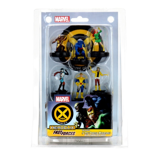 HeroClix: X-Men House of X Fast Forces