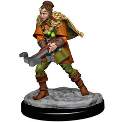 D&D Premium Painted Figure: W5 Female Human Ranger