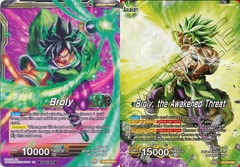 Broly // Broly, the Awakened Threat - P-092 - PR - Revision Pack 2020