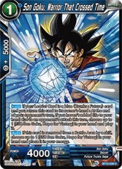 Son Goku, Warrior That Crossed Time - BT10-038 - C - Revision Pack 2020