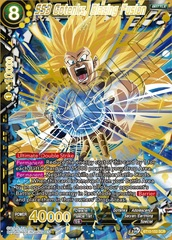 SS3 Gotenks, Blazing Fusion - BT10-153 - SCR - Revision Pack 2020