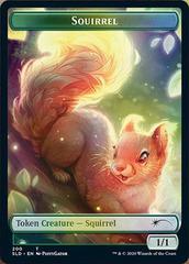 Squirrel Token - Foil