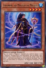 Endymion, the Magistus of Mastery - GEIM-EN004 - Rare - 1st Edition