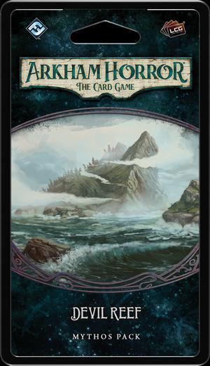 Arkham Horror: The Card Game – Devil Reef: Mythos Pack