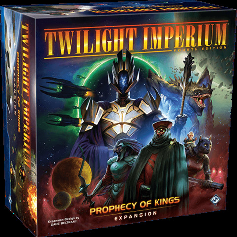 Twilight Imperium: Fourth Edition – Prophecy of Kings