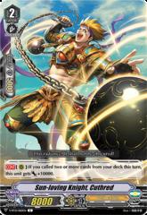 Sun-loving Knight, Cuthred - V-BT12/060EN - C