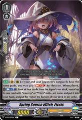 Spring Source Witch, Ficsis - V-BT12/071EN - C
