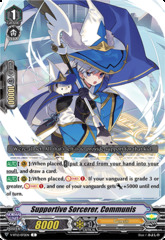 Supportive Sorcerer, Communis - V-BT12/072EN - C