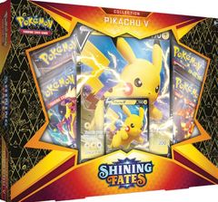 Shining Fates Collection - Pikachu V (Ships by February 19th)