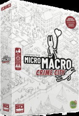 MicroMacro: Crime City