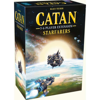 Catan: Starfarers - 5-6 Player Extension